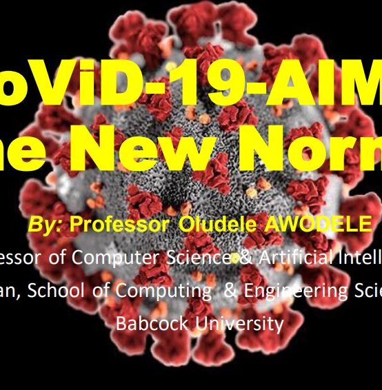 CoViD-19-AIMP: The New Normal